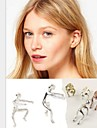 Earring Ear Cuffs Jewelry Women Wedding / Party / Daily / Casual Alloy 1pc