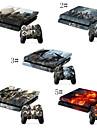 DF-0251 Tasker, Etuier og Overdæksler Til PS4 / Sony PS4 ,  Originale Tasker, Etuier og Overdæksler Polycarbonat / Plast enhed