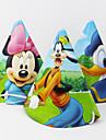 disney materiały nowej partii przybycia doping zabawki papieru kapelusz piękny kapelusz kreskówka dziecko sprzyja 2015 czapka sprzedaż