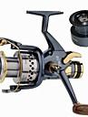 Molinetes de Pesca Molinetes de Isco de Carpa 5.2:1 10 Rolamentos TrocavelPesca de Mar / Rotacao / Pesca de Agua Doce / Pesca de Carpa /