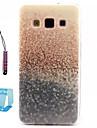 Para Samsung Galaxy Capinhas Case Tampa Estampada Capa Traseira Capinha Cores Gradiente PUT para Samsung Galaxy A5