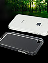 BIG D TPU Transparent Soft Back Case for iPhone 5C