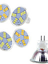LED Spotlight MR11 15 SMD 5730 400-500 lm Warm White Cold White 2800-3500/6000-6500 K AC 12 V