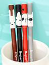 Пластик - Гелевые ручки - Милый стиль