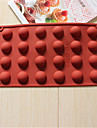 Bakeware Silicone Baking Molds Chocolate Mold Cookies Mold Baking Tool