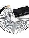 40 Makeup Brush Set Others Nylon Pony Goat Hair Eye Face Lip
