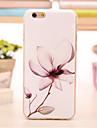 Назначение Кейс для iPhone 5 Чехлы панели С узором Задняя крышка Кейс для Цветы Мягкий Термопластик для iPhone SE/5s iPhone 5