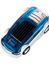 아이 태양 광 발전 및 해수 하이브리드 장난감 자동차 미니 참신 선물