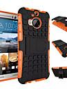 Pour Coque HTC Antichoc Avec Support Coque Coque Arriere Coque Armure Dur Polycarbonate pour HTC