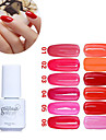 Vernis Gel UV 5ML 1 Gel de Couleur UV Faire tremper Longue Duree