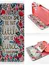 For Samsung Galaxy Case Wallet / Card Holder / with Stand / Flip Case Full Body Case Word / Phrase PU Leather SamsungCore Prime / Core