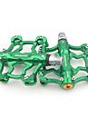 Велоспорт Педали Велоспорт / Горный велосипед / Шоссейный велосипед Зеленый Алюминиевый сплав