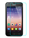 filme protetor de tela de vidro temperado para Huawei Ascend Y550