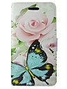 Case For Samsung Galaxy Samsung Galaxy Case Card Holder Wallet with Stand Flip Full Body Cases Butterfly PU Leather for Trend Lite Trend