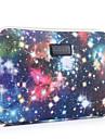 الأكمام البوهيمي نمط السماء قماش حقيبة كمبيوتر محمول ل macbook air 11.6 13.3 / macbook 12 macbook pro retina 13.3 15.4