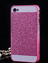 Case For iPhone 5 iPhone 5 Case Other Back Cover Glitter Shine Hard Aluminium for iPhone SE / 5s