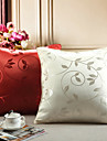 pcs Polyester Pillow With Insert, Floral Casual Accent/Decorative Country Traditional Traditional/Classic Modern/Contemporary