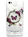 Case For Huawei P9 Huawei P9 Lite Huawei Huawei P8 Lite P9 Lite P9 P8 Lite Huawei Case Translucent Back Cover Butterfly Soft TPU for