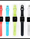 Bracelet de Montre  pour Apple Watch Series 3 / 2 / 1 Apple Sangle de Poignet Bracelet Sport