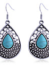 Women\'s Drop Earrings - Silver Plated Drop Silver For Party / Daily / Casual