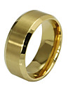 Муж. Классические кольца Мода бижутерия Титановая сталь Бижутерия Назначение Для вечеринок Повседневные