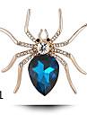 кнопка кристалл паук личность самка полноценно жемчужина брошь шаль