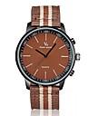 V6 Мужской Наручные часы Кварцевый Материал Группа Черный Коричневый