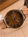 Simulation Wooden Quartz Men Watches Casual Wooden Color Leather Strap Watch Wood Male Wristwatch Wrist Watch Cool Watch Unique Watch Fashion Watch