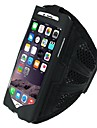 Case For iPhone 6s Plus iPhone 6 Plus iPhone 6s iPhone 6 Universal with Windows Armband Armband Solid Color Soft Textile for