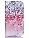 Red Sky Painted PU Phone Case for ipod touch5/6 iPod Cases/Covers