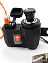 Motorcycle Assembly Phone USB Charger Car Cigarette Lighter 12V Cigarette Lighter To Carry Water Scooters Function