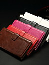 Luxury Wallet Cover with Card Holder with Stand Case for LG G Flex 2(Assorted Colors)