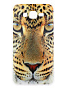 For Samsung Galaxy Case IMD Case Back Cover Case Animal TPU Samsung J7 / J3 / E7