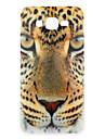 Для Кейс для  Samsung Galaxy IMD Кейс для Задняя крышка Кейс для Животный принт TPU Samsung J7 / J3 / E7