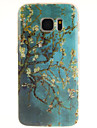 Case For Samsung Galaxy Samsung Galaxy S7 Edge Pattern Back Cover Tree TPU for S7 edge S7 S6 edge plus S6 edge S6