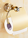 Toilet Paper Holder Neoclassical Zinc Alloy 1 pc - Hotel bath