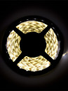5m Flexible LED Light Strips 300 LEDs 2835 SMD Warm White / White Cuttable / Waterproof / Linkable 12 V / IP65 / Self-adhesive