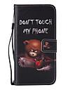 케이스 제품 Samsung Galaxy Samsung Galaxy S7 Edge 카드 홀더 지갑 스탠드 플립 전체 바디 케이스 카툰 PU 가죽 용 S7 edge S7