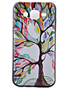 For Samsung Galaxy Case Pattern Case Back Cover Case Tree TPU Samsung J5 / J1 / Grand Prime / Core Prime