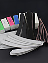52PCS/set Sanding Files Buffer Block Nail Art Salon Manicure Pedicure Tools UV Gel Set Kits