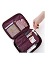 Travel Bag Travel Luggage Organizer / Packing Organizer Travel Toiletry Bag Cosmetic Bag Waterproof Dust Proof Travel Storage for Clothes