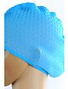 tampas de material de silicone de natacao unissex para a natacao e mergulho (cores sortidas)