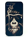 Para iPhone X iPhone 8 iPhone 8 Plus Capinha iPhone 5 Case Tampa Estampada Capa Traseira Capinha Animal Rigida PC para iPhone X iPhone 8