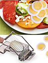 Cutter & Slicer For Pour Egg Acier Inoxydable Creative Kitchen Gadget