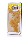 Stars Drifting Sand Design Luxury PC Back Case for Samsung Galaxy S7/S7 Edge
