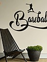 Fashion Sports Words & Quotes Wall Stickers Plane Wall Stickers Decorative Wall Stickers, Vinyl Home Decoration Wall Decal Wall Decoration
