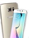 hzbyc® 0,2 milímetros clara Premium HD protetor de tela animal de estimação para Samsung Galaxy S6 borda
