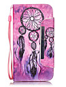 Case For Samsung Galaxy Samsung Galaxy S7 Edge Card Holder Wallet with Stand Flip Pattern Full Body Cases Dream Catcher PU Leather for S7
