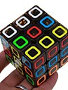 Rubiks kube QI YI Dimension 3*3*3 Glatt Hastighetskube Magiske kuber Kubisk Puslespill profesjonelt nivaa / Hastighet Gave Klassisk & Tidloes Jente