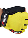 QEPAE Sports Gloves Bike Gloves / Cycling Gloves Keep Warm Breathable Wearproof Protective Anti-skidding Shockproof Fingerless Gloves